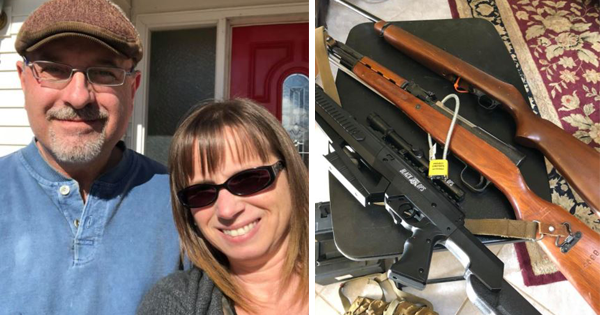 Boise Man Hands Over All His Guns To Police And Urges Others To Do The Same