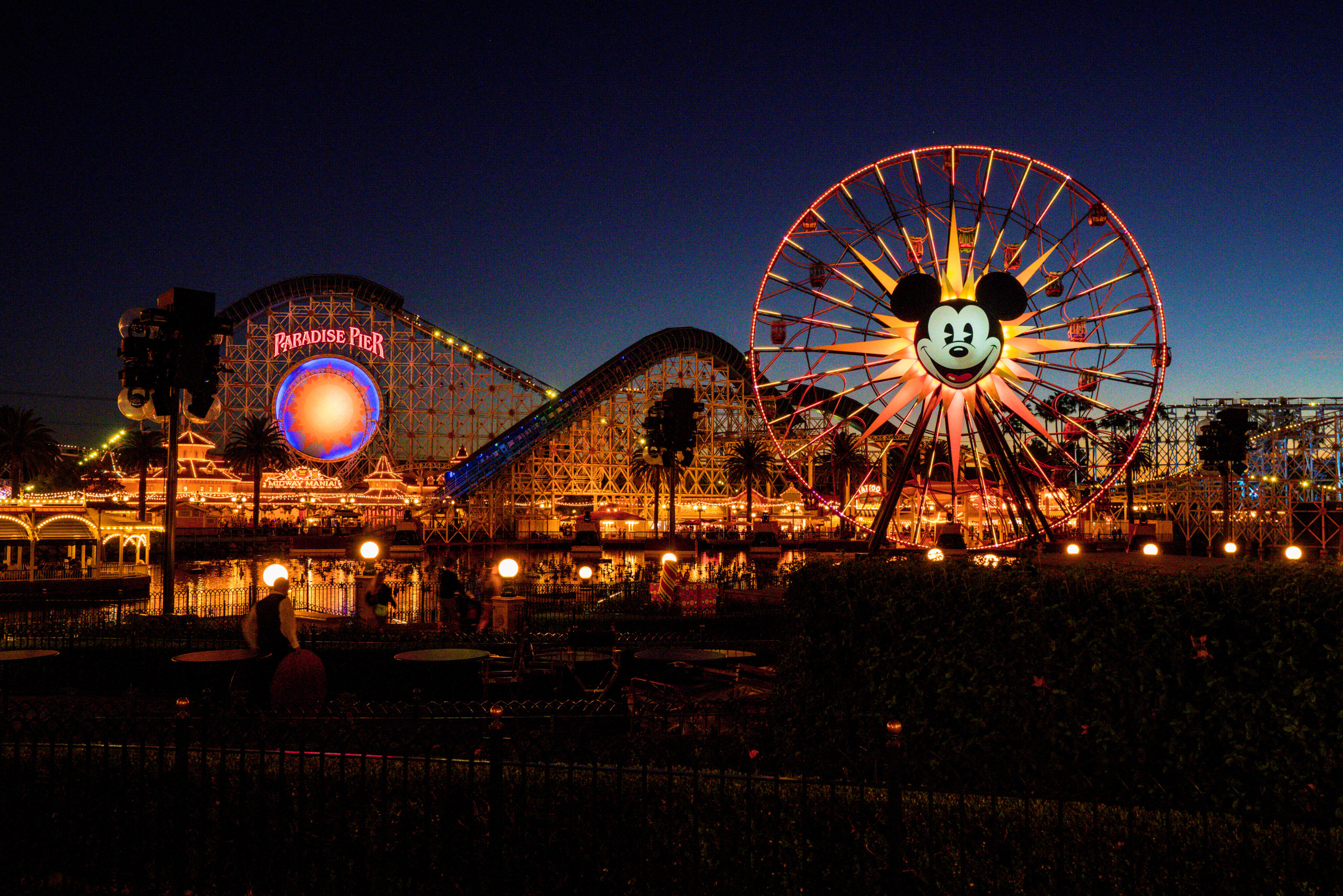 Experience your favorite Disney rides